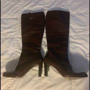 Women's knee high boots